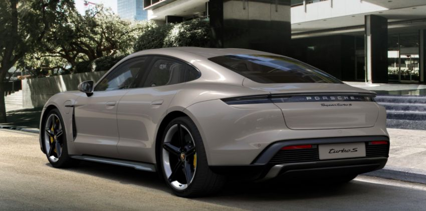 2021 Porsche Taycan – quicker acceleration, new charging functions, additional equipment and colours Image #1163896