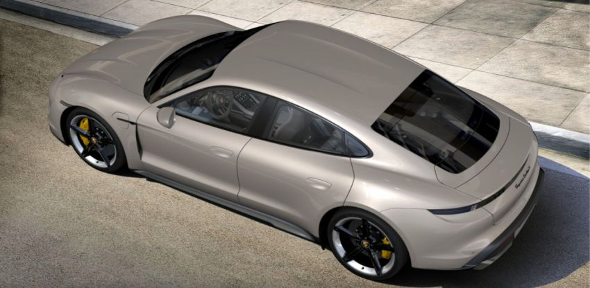 2021 Porsche Taycan – quicker acceleration, new charging functions, additional equipment and colours Image #1163895