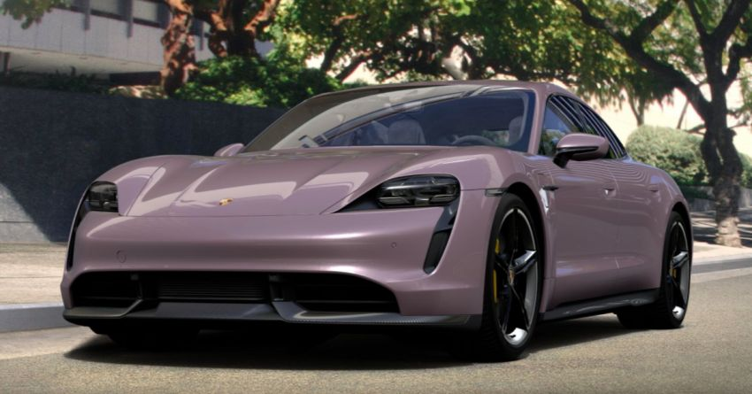 2021 Porsche Taycan – quicker acceleration, new charging functions, additional equipment and colours Image #1163909