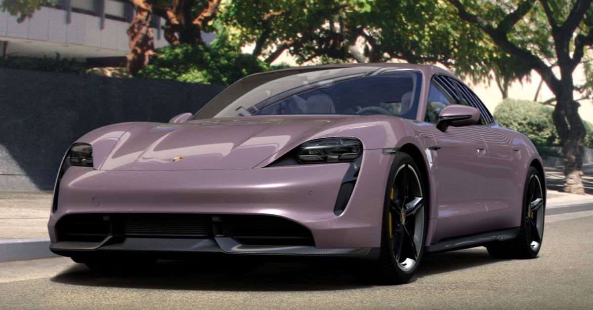 2021 Porsche Taycan Quicker Acceleration New Charging Functions Additional Equipment And Colours Paultan Org
