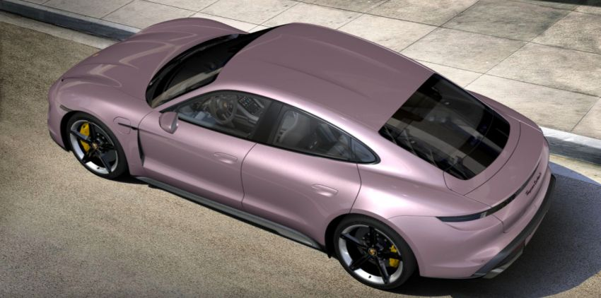 2021 Porsche Taycan – quicker acceleration, new charging functions, additional equipment and colours Image #1163907