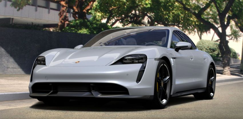 2021 Porsche Taycan – quicker acceleration, new charging functions, additional equipment and colours Image #1163890