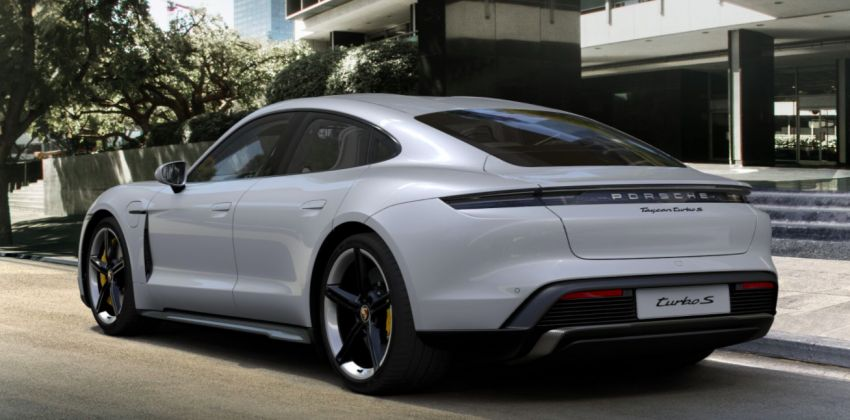 2021 Porsche Taycan – quicker acceleration, new charging functions, additional equipment and colours Image #1163889