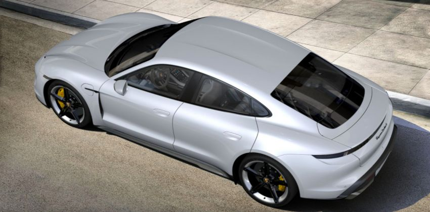 2021 Porsche Taycan – quicker acceleration, new charging functions, additional equipment and colours Image #1163887