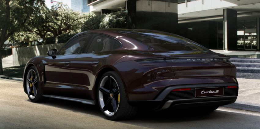 2021 Porsche Taycan – quicker acceleration, new charging functions, additional equipment and colours Image #1163904