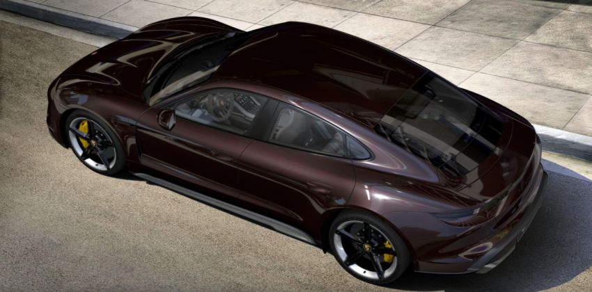 2021 Porsche Taycan – quicker acceleration, new charging functions, additional equipment and colours Image #1163903