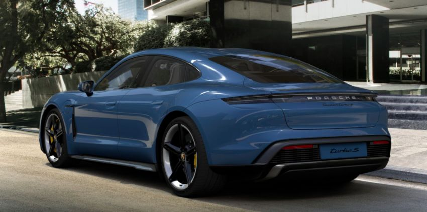 2021 Porsche Taycan – quicker acceleration, new charging functions, additional equipment and colours Image #1163892