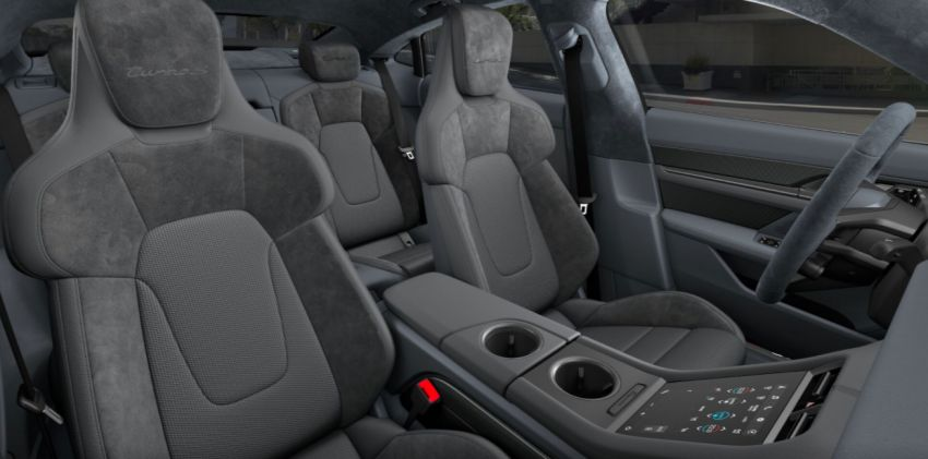 2021 Porsche Taycan – quicker acceleration, new charging functions, additional equipment and colours Image #1164145
