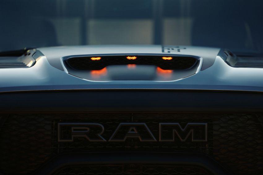 2021 Ram 1500 TRX debuts – 702 hp/881 Nm 6.2L V8, 0-96 km/h in 4.5s; more than 330 mm of wheel travel Image #1162769