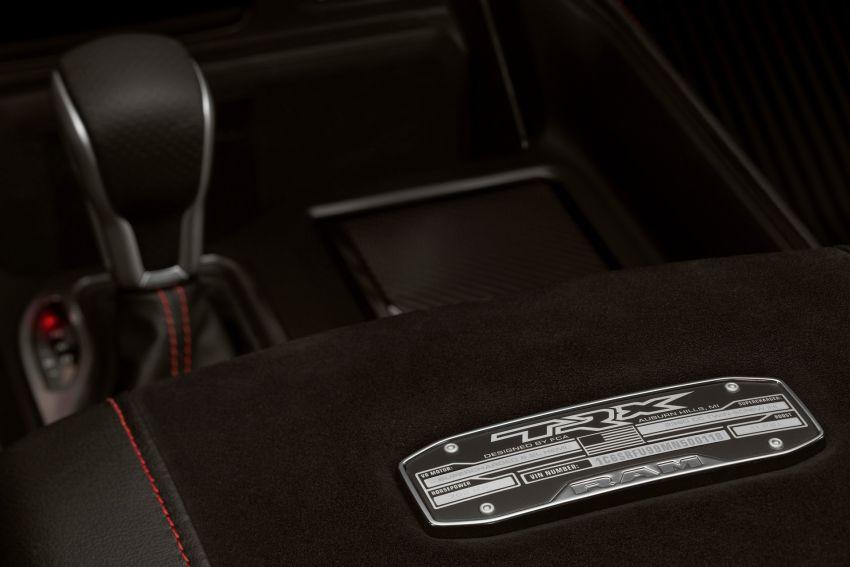 2021 Ram 1500 TRX debuts – 702 hp/881 Nm 6.2L V8, 0-96 km/h in 4.5s; more than 330 mm of wheel travel Image #1162762