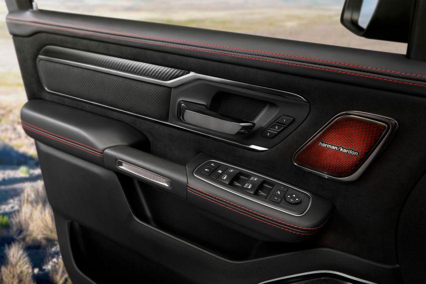 2021 Ram 1500 TRX debuts – 702 hp/881 Nm 6.2L V8, 0-96 km/h in 4.5s; more than 330 mm of wheel travel Image #1162751