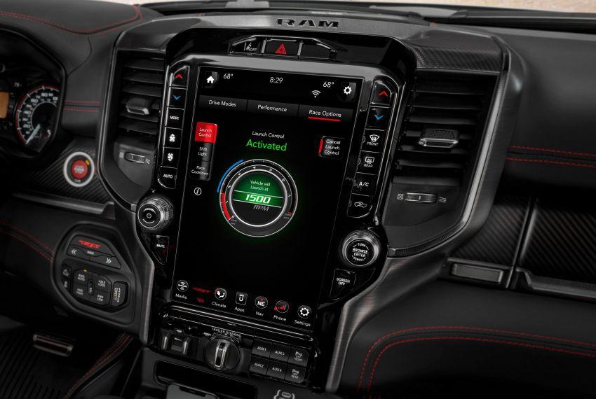 2021 Ram 1500 TRX debuts – 702 hp/881 Nm 6.2L V8, 0-96 km/h in 4.5s; more than 330 mm of wheel travel Image #1162738