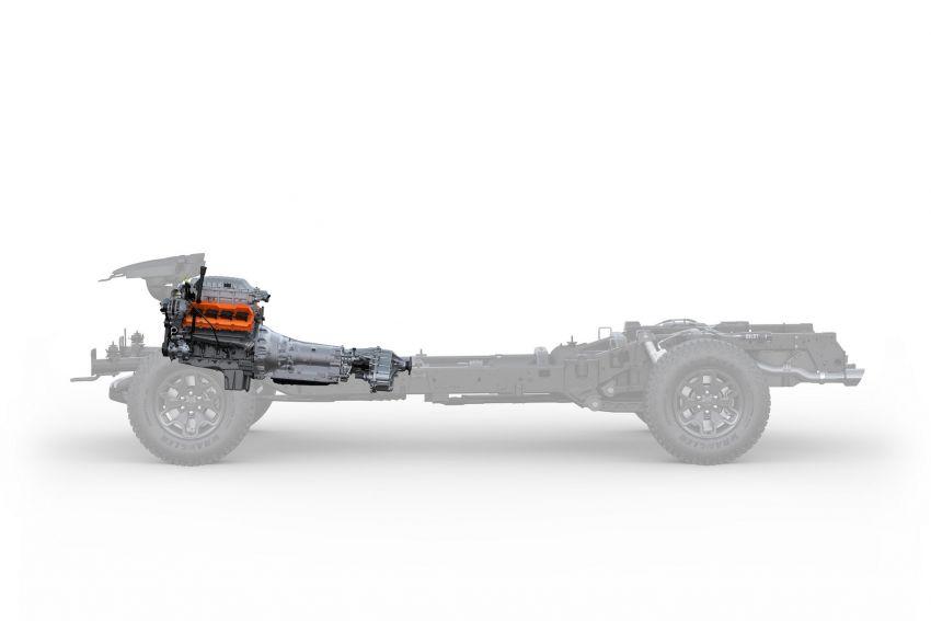 2021 Ram 1500 TRX debuts – 702 hp/881 Nm 6.2L V8, 0-96 km/h in 4.5s; more than 330 mm of wheel travel Image #1162731
