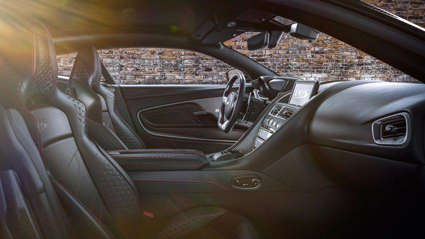 Aston Martin releases 007 Edition cars for <em>No Time to Die</em> – 100-unit Vantage and 25-unit DBS Superleggera Image #1161821
