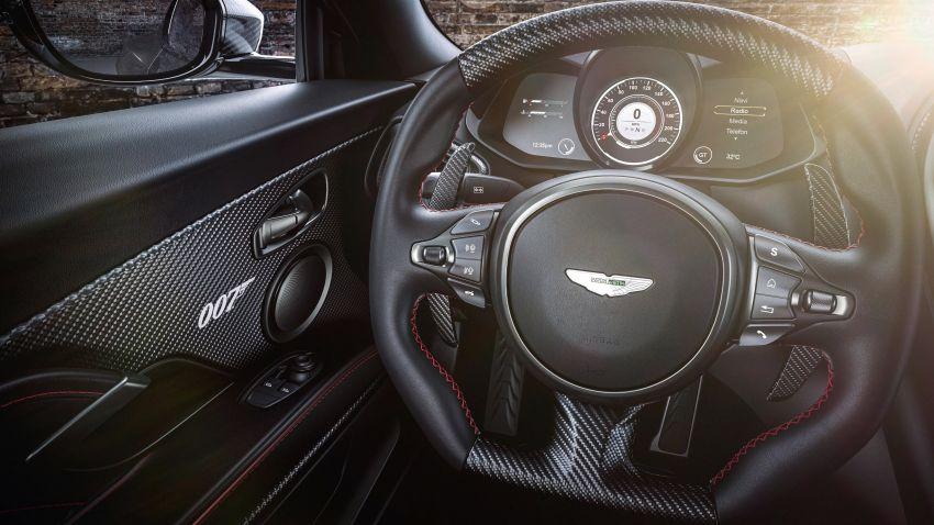 Aston Martin releases 007 Edition cars for <em>No Time to Die</em> – 100-unit Vantage and 25-unit DBS Superleggera Image #1161822