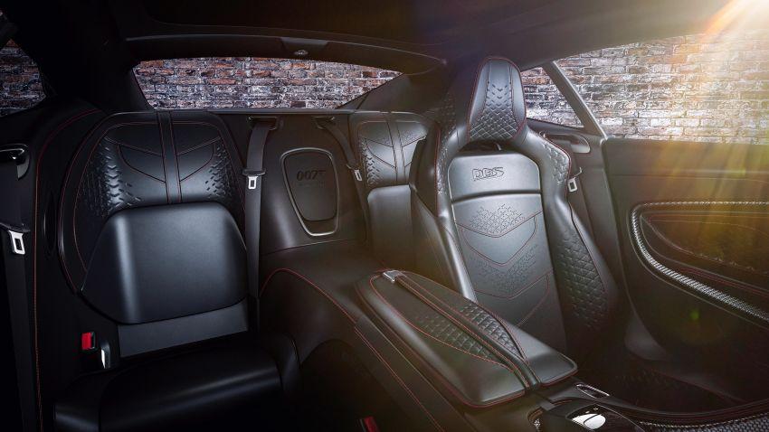 Aston Martin releases 007 Edition cars for <em>No Time to Die</em> – 100-unit Vantage and 25-unit DBS Superleggera Image #1161823