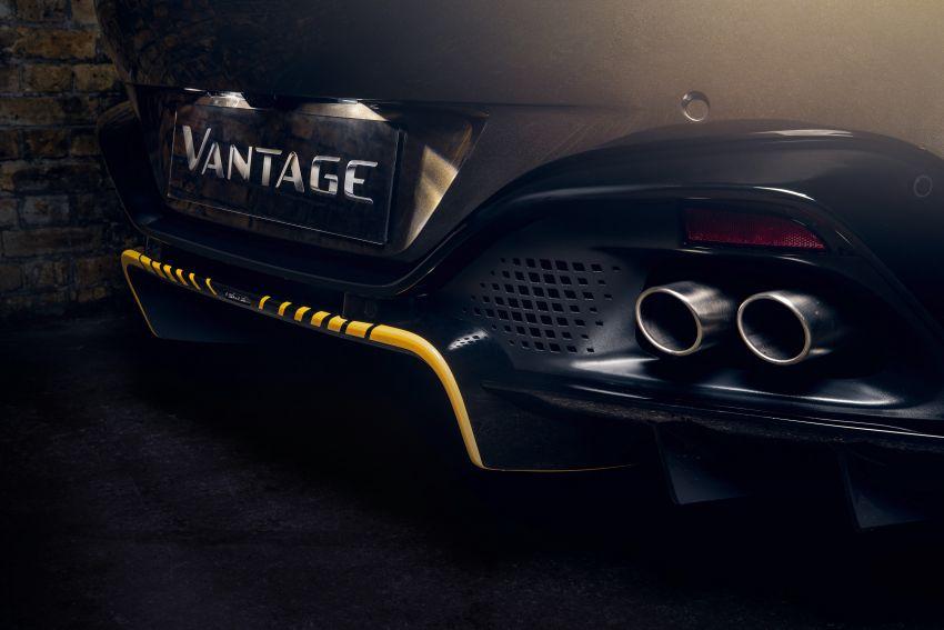 Aston Martin releases 007 Edition cars for <em>No Time to Die</em> – 100-unit Vantage and 25-unit DBS Superleggera Image #1161833