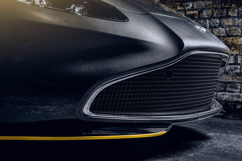 Aston Martin releases 007 Edition cars for <em>No Time to Die</em> – 100-unit Vantage and 25-unit DBS Superleggera Image #1161834