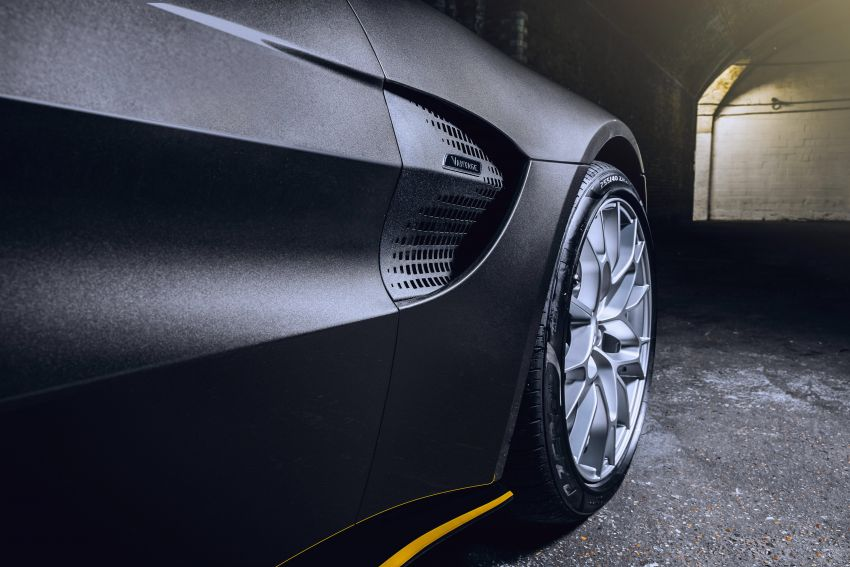 Aston Martin releases 007 Edition cars for <em>No Time to Die</em> – 100-unit Vantage and 25-unit DBS Superleggera Image #1161836