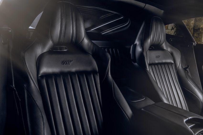 Aston Martin releases 007 Edition cars for <em>No Time to Die</em> – 100-unit Vantage and 25-unit DBS Superleggera Image #1161838