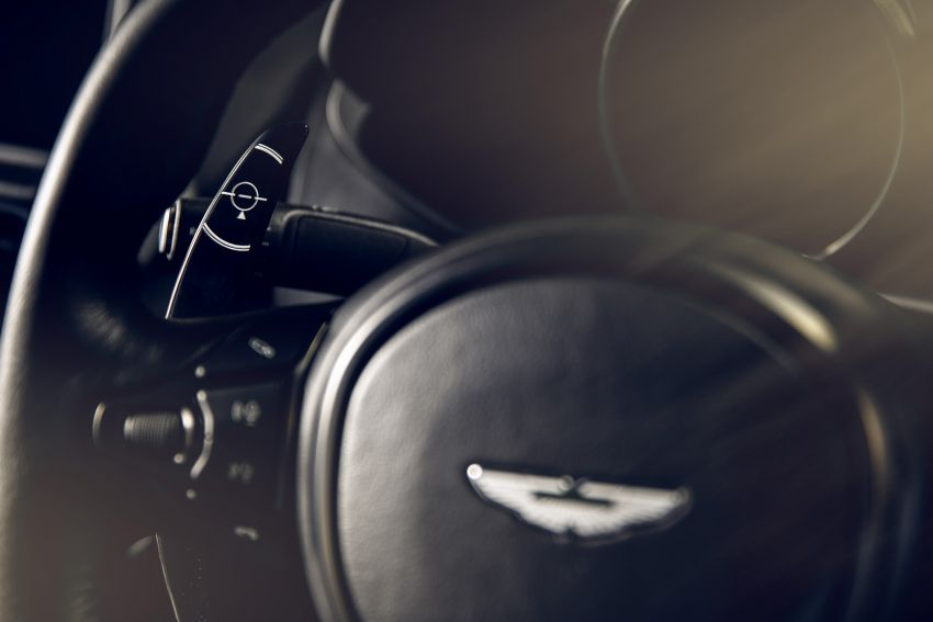 Aston Martin releases 007 Edition cars for <em>No Time to Die</em> – 100-unit Vantage and 25-unit DBS Superleggera Image #1161839