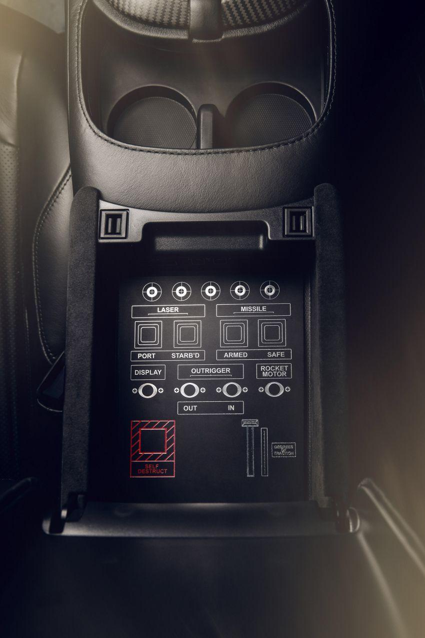 Aston Martin releases 007 Edition cars for <em>No Time to Die</em> – 100-unit Vantage and 25-unit DBS Superleggera Image #1161840