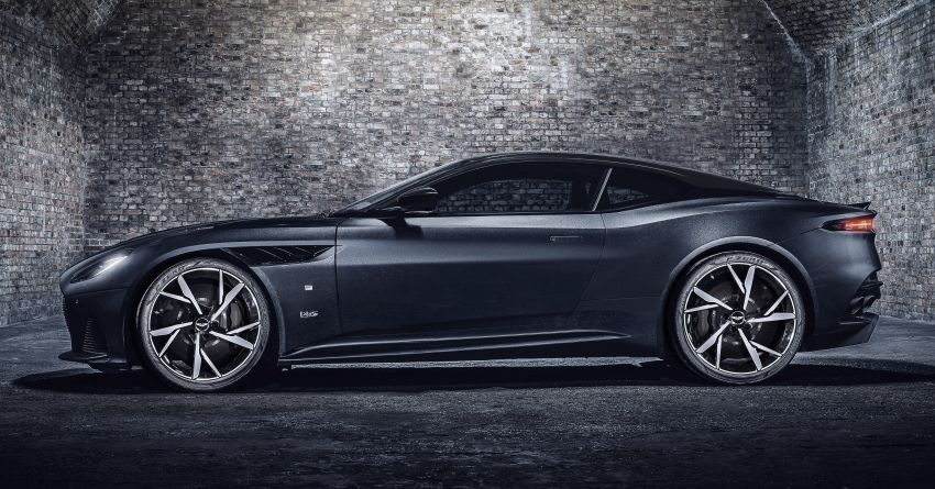 Aston Martin releases 007 Edition cars for <em>No Time to Die</em> – 100-unit Vantage and 25-unit DBS Superleggera Image #1161815