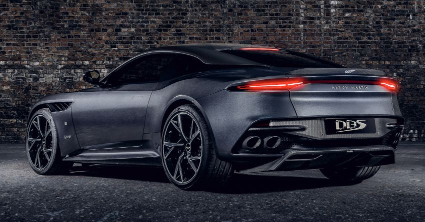 Aston Martin releases 007 Edition cars for <em>No Time to Die</em> – 100-unit Vantage and 25-unit DBS Superleggera Image #1161816