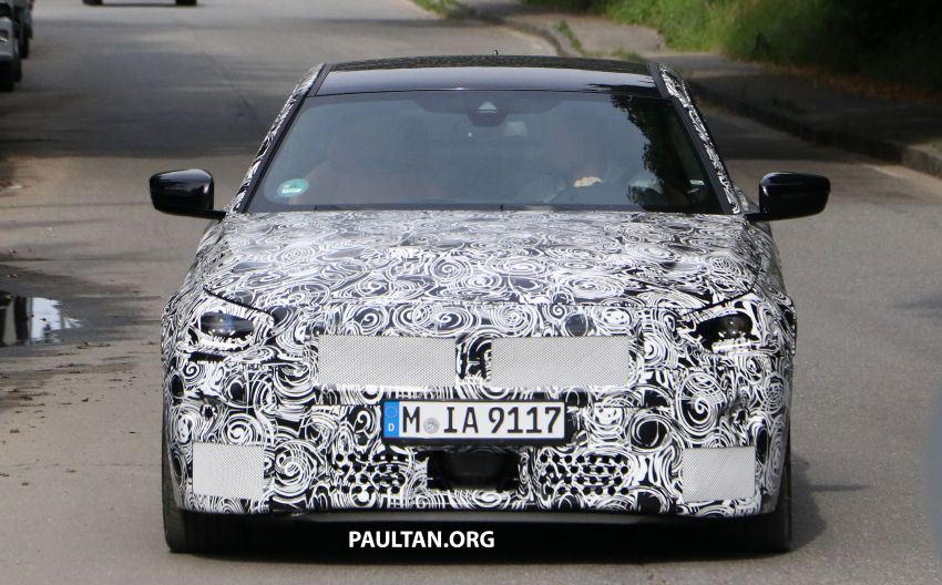 SPIED: Next BMW 2 Series Coupe seen, with interior Image #1157086