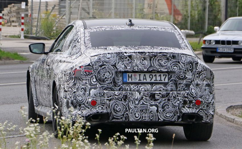 SPIED: Next BMW 2 Series Coupe seen, with interior Image #1157097