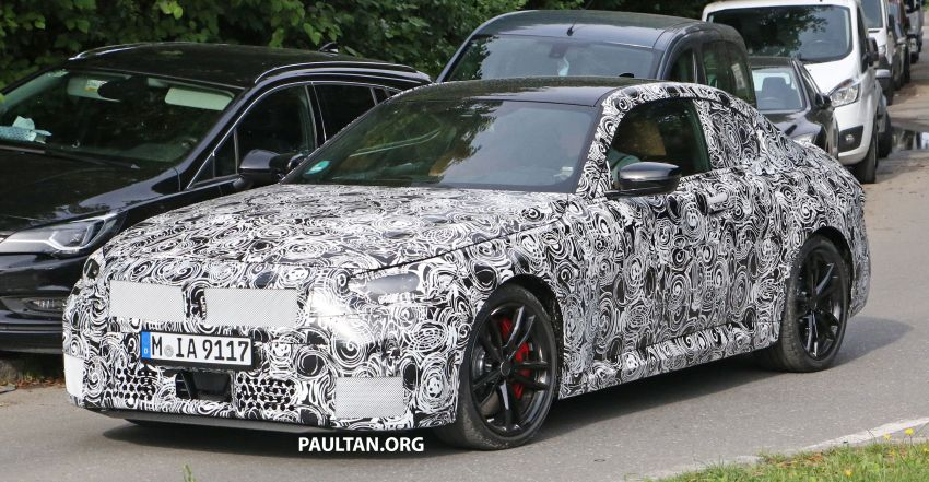 SPIED: Next BMW 2 Series Coupe seen, with interior Image #1157089