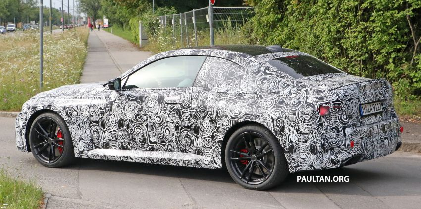 SPIED: Next BMW 2 Series Coupe seen, with interior Image #1157092