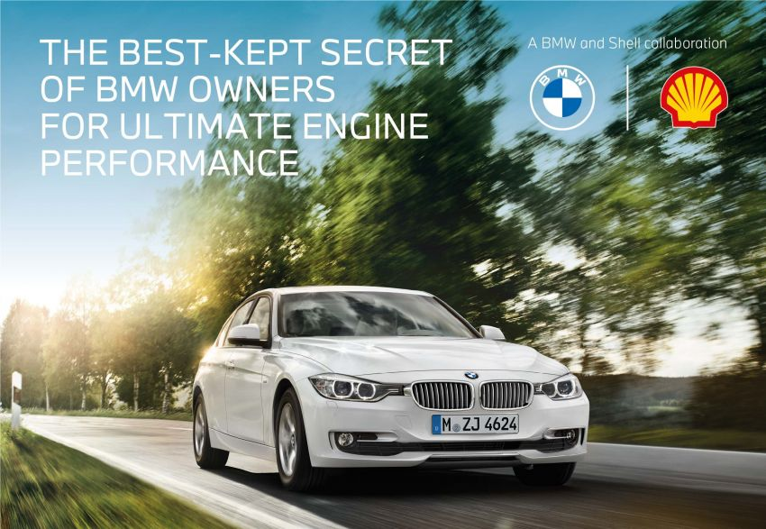 BMW Malaysia teams up with Shell Malaysia for two new engine oil service, maintenance parts packages Image #1165392