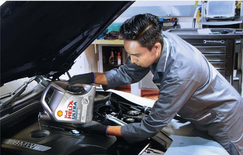 BMW Malaysia teams up with Shell Malaysia for two new engine oil service, maintenance parts packages Image #1165394