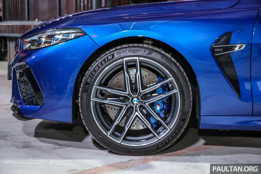F92 BMW M8 Coupe, F93 M8 Gran Coupe launched in Malaysia – 600 hp and 750 Nm, priced from RM1.45 mil Image #1161019