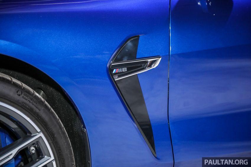 BMW M8 Coupe dan M8 Gran Coupe tiba di Malaysia – enjin V8 4.4 liter, 600 hp, harga dari RM1.45 juta Image #1161514