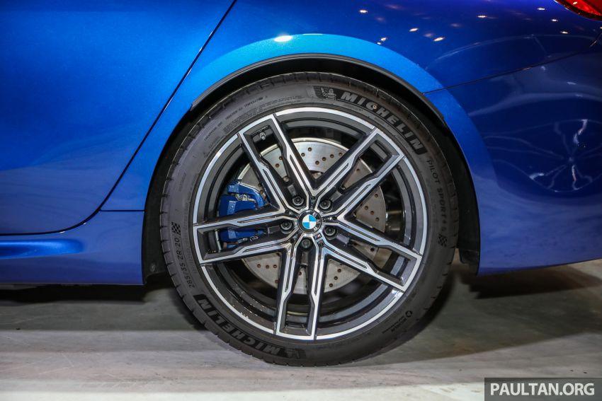 BMW M8 Coupe dan M8 Gran Coupe tiba di Malaysia – enjin V8 4.4 liter, 600 hp, harga dari RM1.45 juta Image #1161505