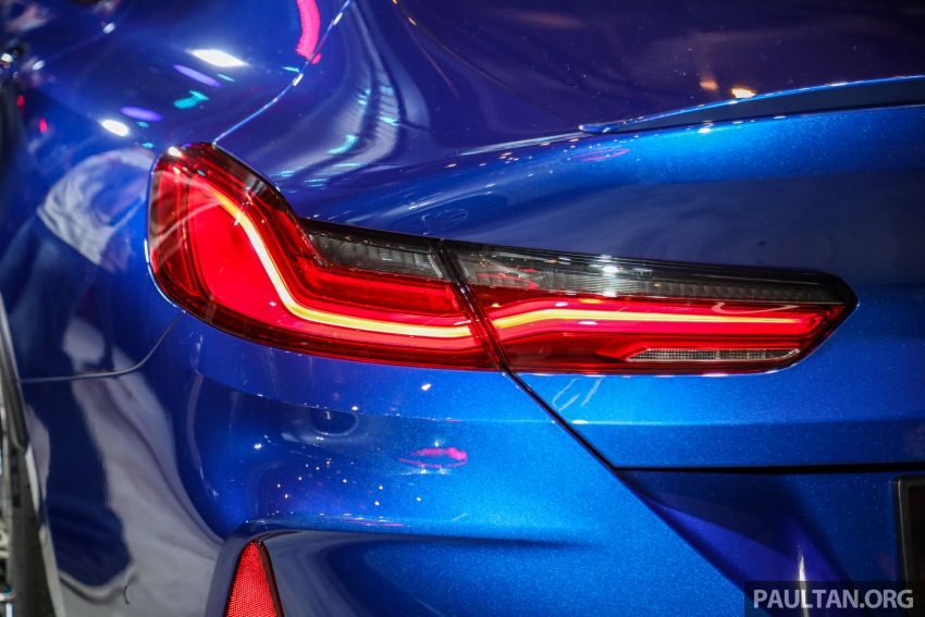 F92 BMW M8 Coupe, F93 M8 Gran Coupe launched in Malaysia – 600 hp and 750 Nm, priced from RM1.45 mil Image #1161044