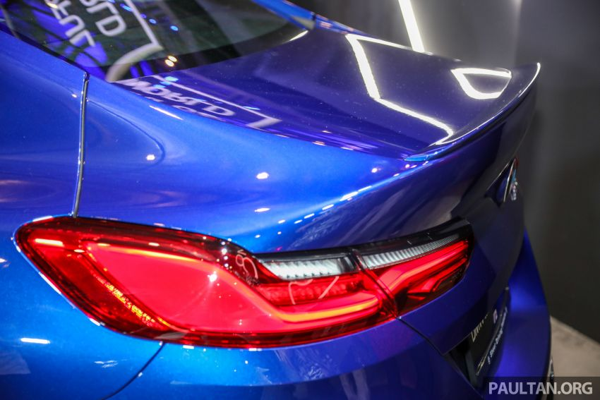 F92 BMW M8 Coupe, F93 M8 Gran Coupe launched in Malaysia – 600 hp and 750 Nm, priced from RM1.45 mil Image #1161046