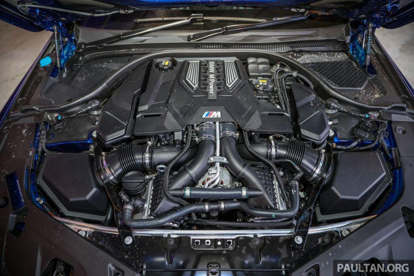 BMW M8 Coupe dan M8 Gran Coupe tiba di Malaysia – enjin V8 4.4 liter, 600 hp, harga dari RM1.45 juta Image #1161496