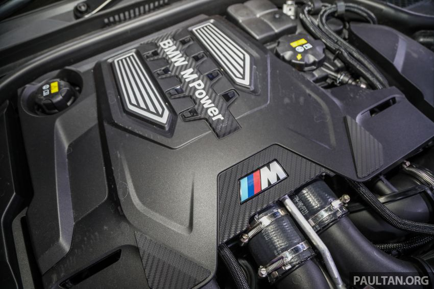 F92 BMW M8 Coupe, F93 M8 Gran Coupe launched in Malaysia – 600 hp and 750 Nm, priced from RM1.45 mil Image #1161058
