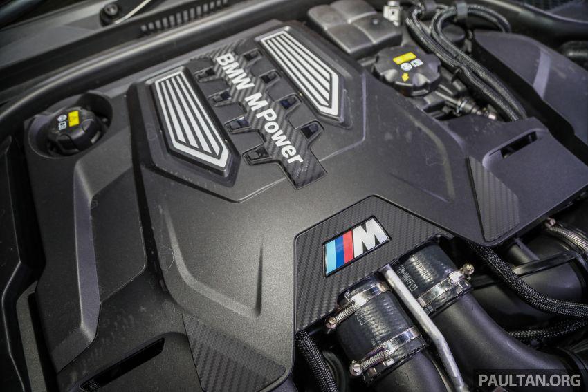 BMW M8 Coupe dan M8 Gran Coupe tiba di Malaysia – enjin V8 4.4 liter, 600 hp, harga dari RM1.45 juta Image #1161497