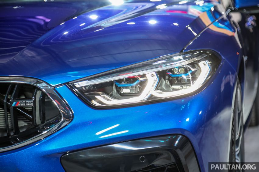 F92 BMW M8 Coupe, F93 M8 Gran Coupe launched in Malaysia – 600 hp and 750 Nm, priced from RM1.45 mil Image #1161014