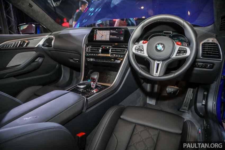 BMW M8 Coupe dan M8 Gran Coupe tiba di Malaysia – enjin V8 4.4 liter, 600 hp, harga dari RM1.45 juta Image #1161482