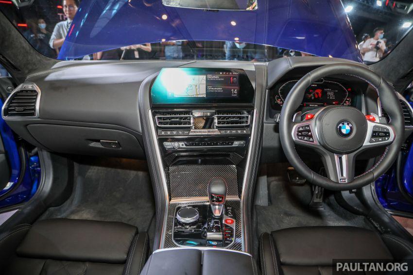 BMW M8 Coupe dan M8 Gran Coupe tiba di Malaysia – enjin V8 4.4 liter, 600 hp, harga dari RM1.45 juta Image #1161478