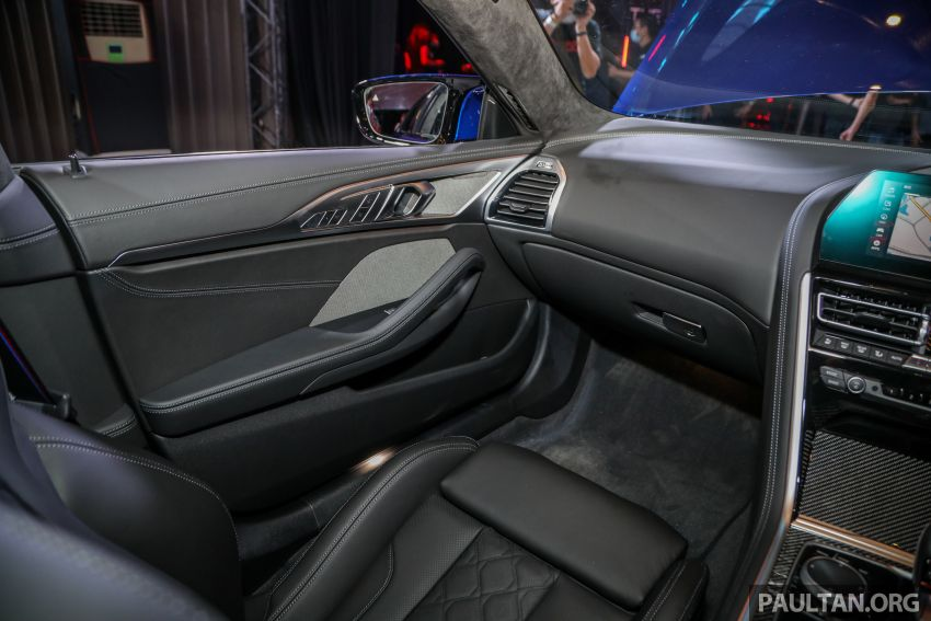 BMW M8 Coupe dan M8 Gran Coupe tiba di Malaysia – enjin V8 4.4 liter, 600 hp, harga dari RM1.45 juta Image #1161479