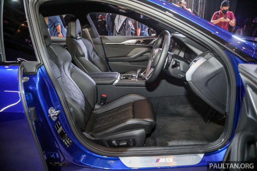BMW M8 Coupe dan M8 Gran Coupe tiba di Malaysia – enjin V8 4.4 liter, 600 hp, harga dari RM1.45 juta Image #1161473