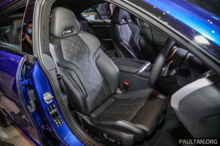 BMW M8 Coupe dan M8 Gran Coupe tiba di Malaysia – enjin V8 4.4 liter, 600 hp, harga dari RM1.45 juta Image #1161474