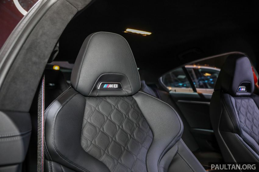 F92 BMW M8 Coupe, F93 M8 Gran Coupe launched in Malaysia – 600 hp and 750 Nm, priced from RM1.45 mil Image #1161118