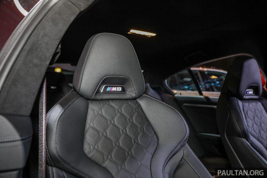 BMW M8 Coupe dan M8 Gran Coupe tiba di Malaysia – enjin V8 4.4 liter, 600 hp, harga dari RM1.45 juta Image #1161472